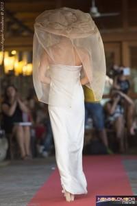 Fashion Designer Cristina Mocchiuti - Ph. Bruno Angelo Porcellana Modella Valentina Zolli
