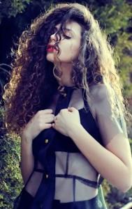 Model Sara Capone Ph. Pietro Cortese