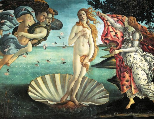 botticelli_-_the_birth_of_venus-tile-lr