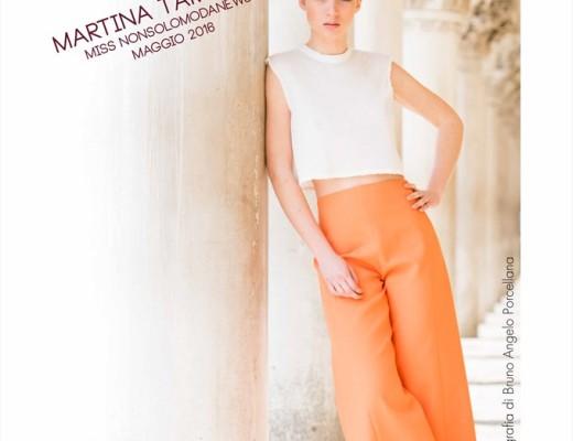 Miss Nonsolomodanews Maggio 2016 - Martina Tamburin
