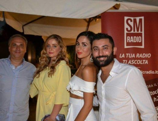 Andrea Biandrino, Giada Girardi, Sharon Alario, Luca Gioset - Ph. Stefano Giorgini