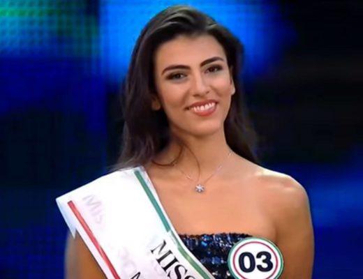 Giulia Salemi - Miss Italia 2014