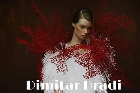 Fashion Designer Dimitar Dradi