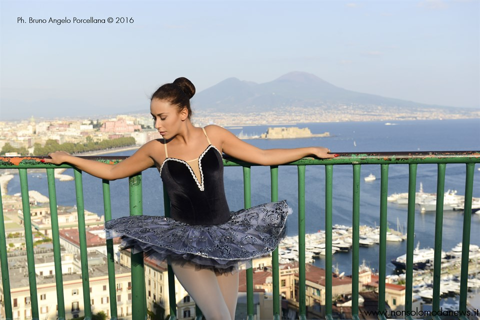 Ph. Bruno Angelo Porcellana - Dancer Maddalena Nicolella
