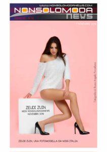 Miss Nonsolomodanews di Novembre 2016 - Zeudi Zuin