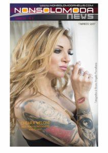 Chiara Meloni - Miss Nonsolomodanews - Marzo 2017