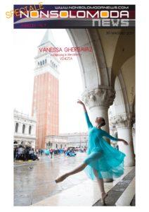Dancer Vanessa Gherbavaz Ph. Bruno Angelo Porcellana MUA Grazia Orlando