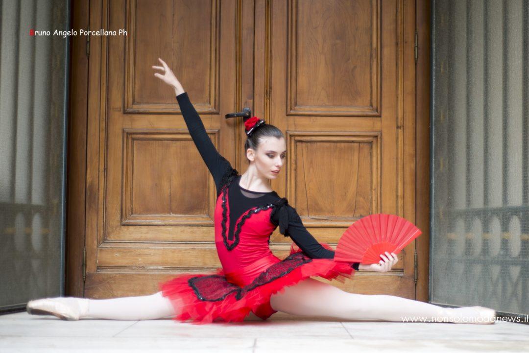 Ph. Bruno Angelo Porcellana - Dancer Vanessa Gherbavaz - 2017