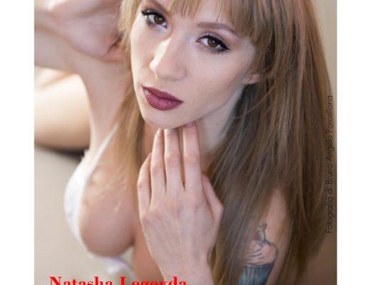 Natasha Legeyda - Miss Nonsolomodanews Luglio 2017