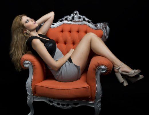 Model Andreea Simon - Ph. Bruno Angelo Porcellana