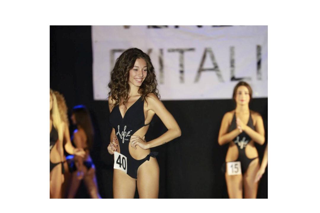 Nicole Nitti - Venere Magna Grecia 2017