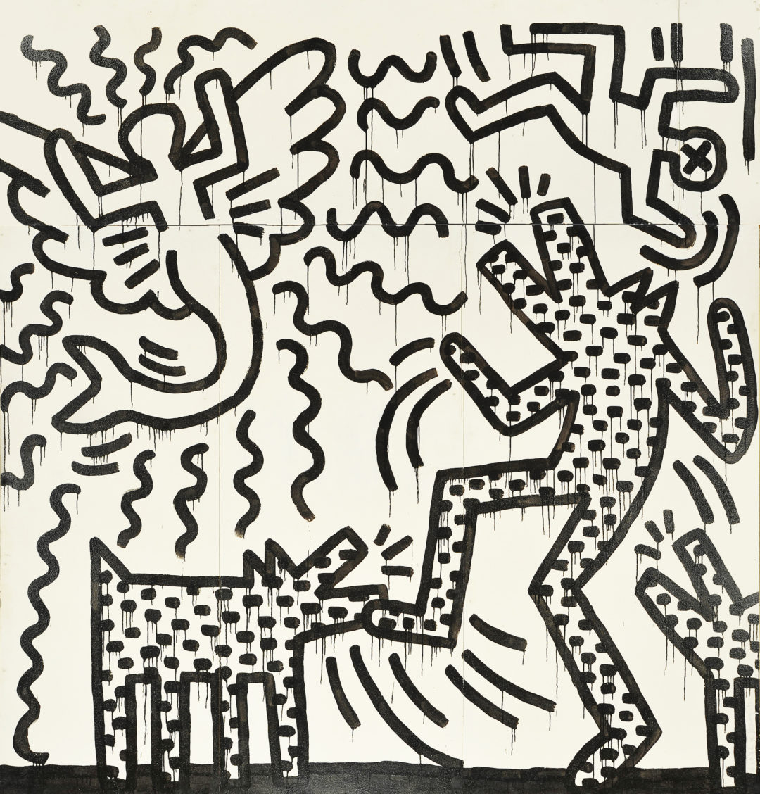 Keith Haring_UNTITLED