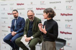 Conferenza_Mipel113DannyD'Alessandro-RiccardoBraccialini-CristinaTajani_preview