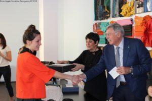 Premio a Lisa Martignoni (Interior design)